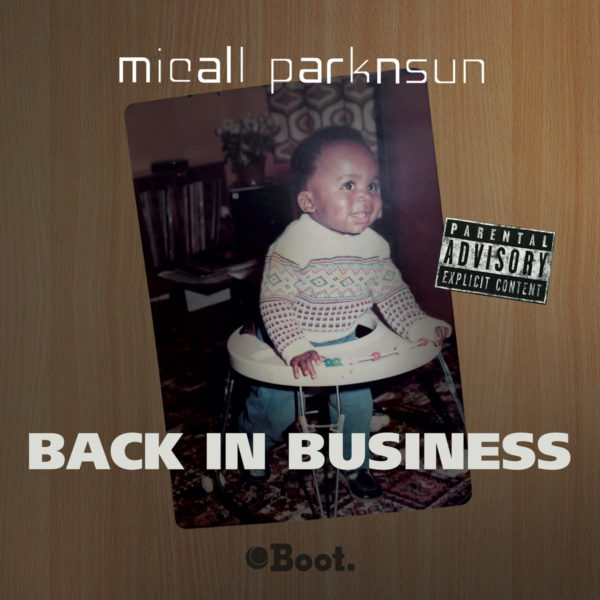 Back In Business EP