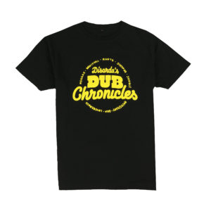Dub Chronicles t-shirt