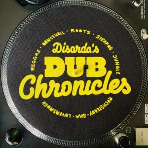 Dub Chronicles slipmat