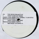 The Hicks Project EP